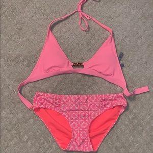 Aerie bikini size XS top + bottom
